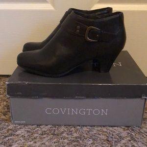 Covington Brown Ankle boots